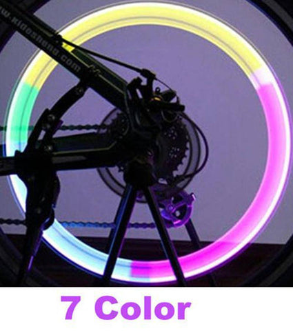 Image of Bike Wheel Lights