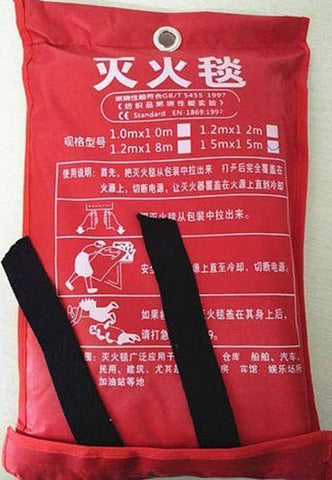 Image of Survival Fire Emergency Blanket