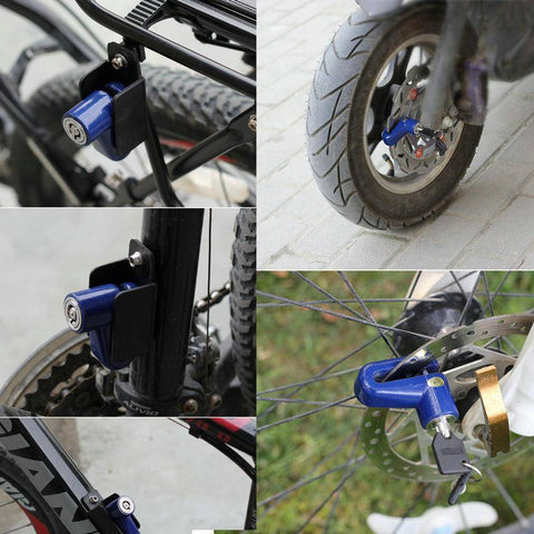 Image of Anti-theft Disc Brake Rotor Lock