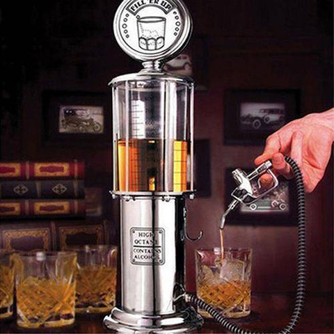 Image of Gas Pump Drink Dispenser