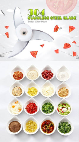 Image of Multifunction Food Speedy Chopper