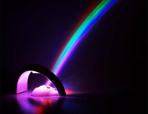 Image of Rainbow Night Light Projector