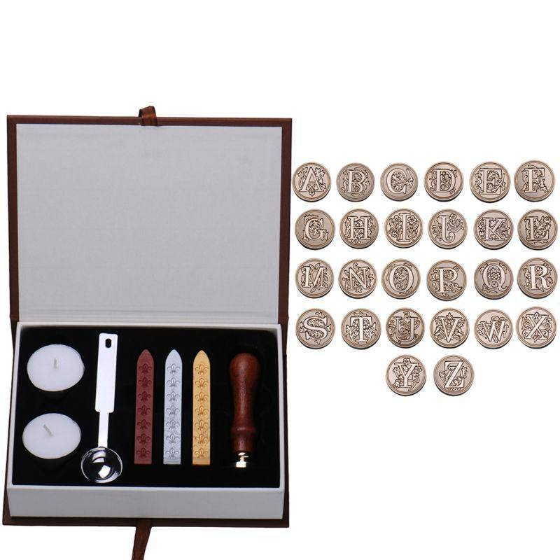 Medieval Wax Seal Kit