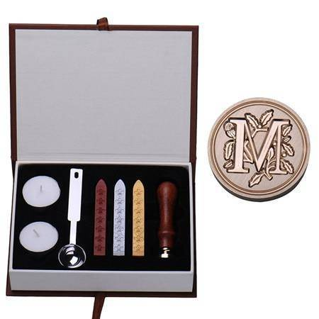 Image of Medieval Wax Seal Kit