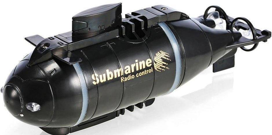 RC Mini Submarine Simulation