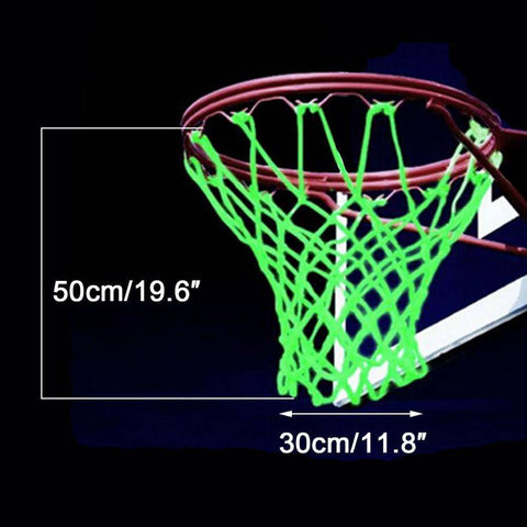Glowing Basketball Net