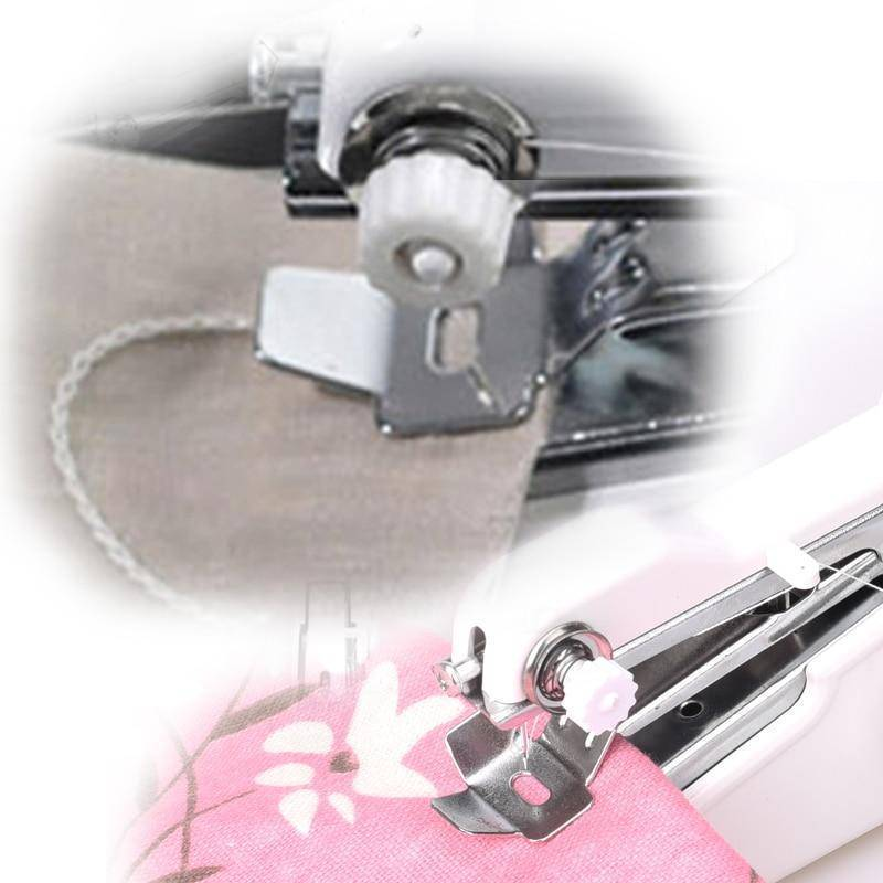 Portable Mini Handheld Sewing Machine