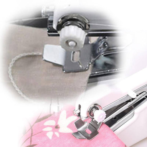 Image of Portable Mini Handheld Sewing Machine