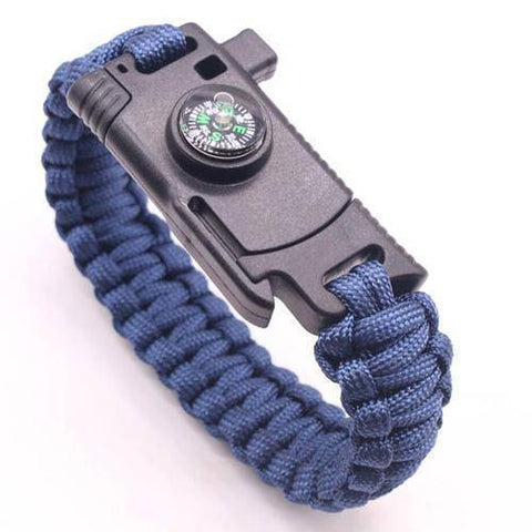 Image of Survival Tactical Bracelet With Knife