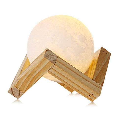 Image of Moon Lamp Rechargeable