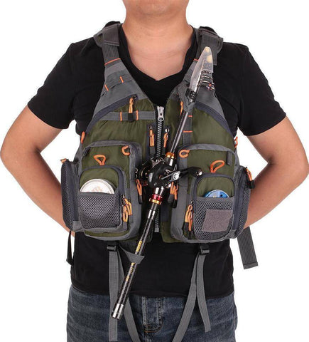 Image of Fishing Sport Life Vest