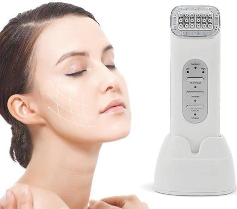 Image of Wrinkle Remover and Skin Lifting Face Beauty Machine