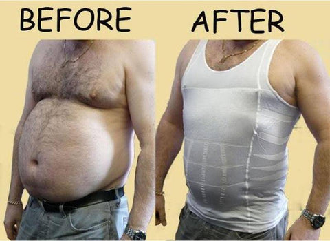 Image of Men Slimming Underwear Body Shaper