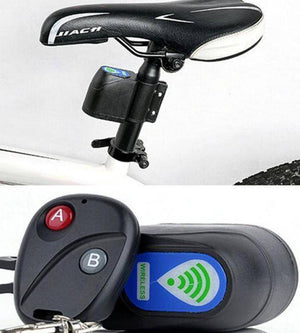 Anti Theft Bicycle Alarm