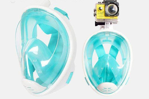 Image of Full Face Snorkeling Mask