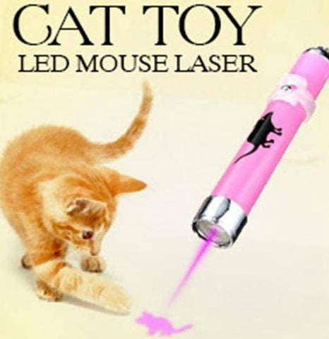 Mouse LED Pointer light Pen