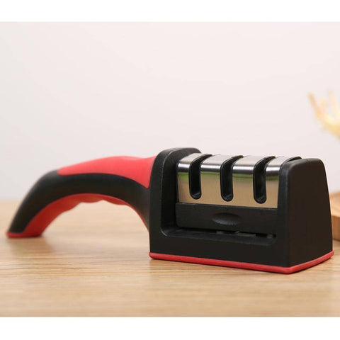 Image of 3 Stage Knife Sharpener