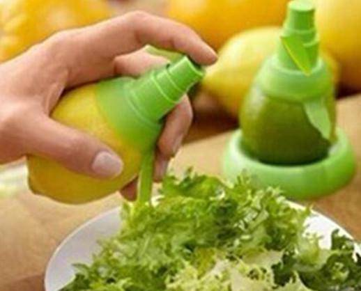 Ergonomic Lemon Sprayer