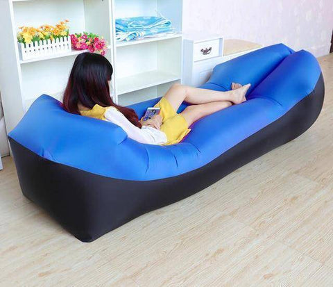 Image of Inflatable AirBed Hammock