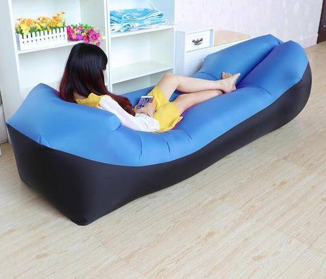 Inflatable AirBed Hammock