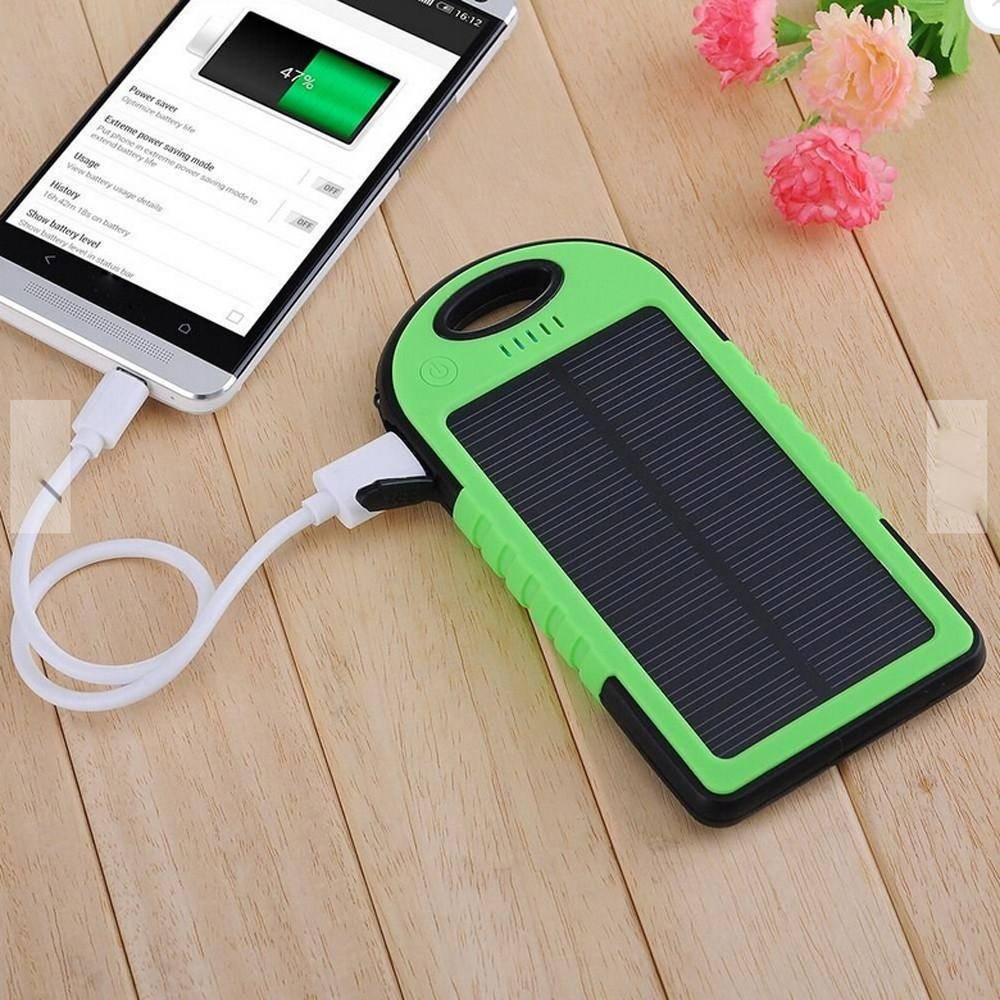 Outdoor Solar Power Bank