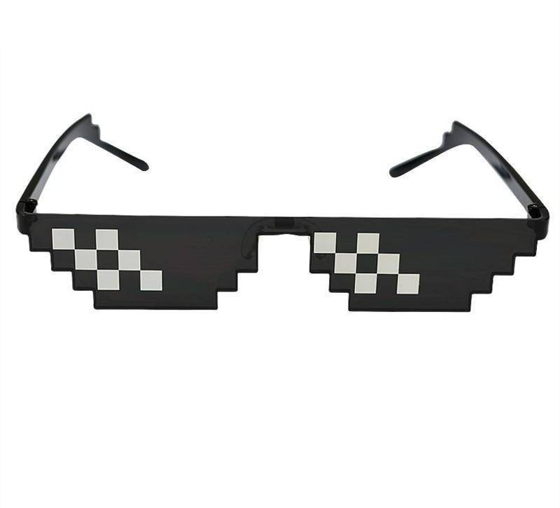 Deal With It Thug Life Sunglasses