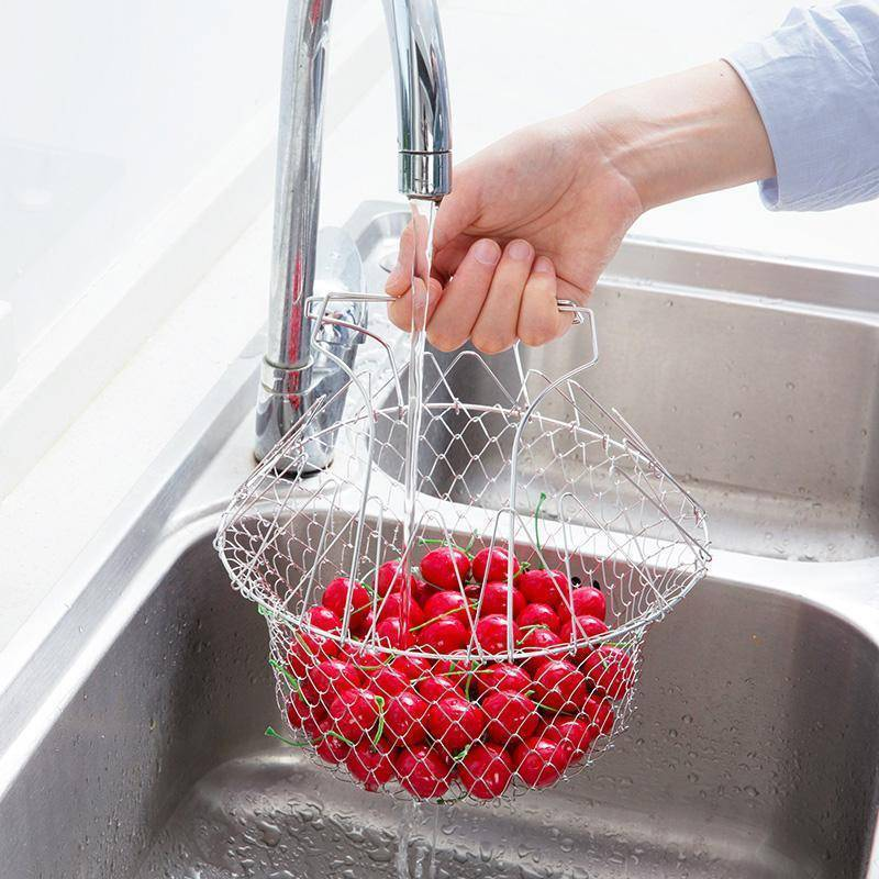 Stainless Steel Expandable Colander