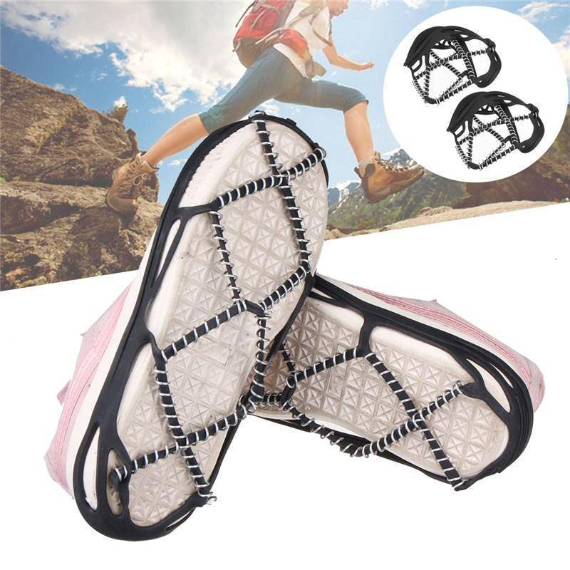 Anti Slip Snow Ice Shoe Spikes