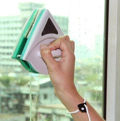 Image of Double Sided Magnetic Window Glass Cleaner