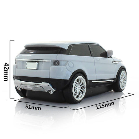 Image of 1600 DPI Range Rover Grand Wireless Mouse