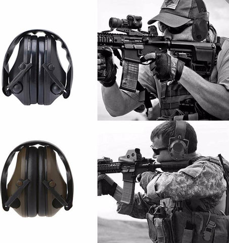 Image of Electric Ear Protection For Shooting
