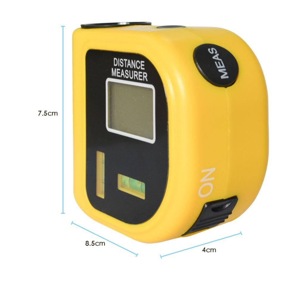 Laser Digital Tape Measure