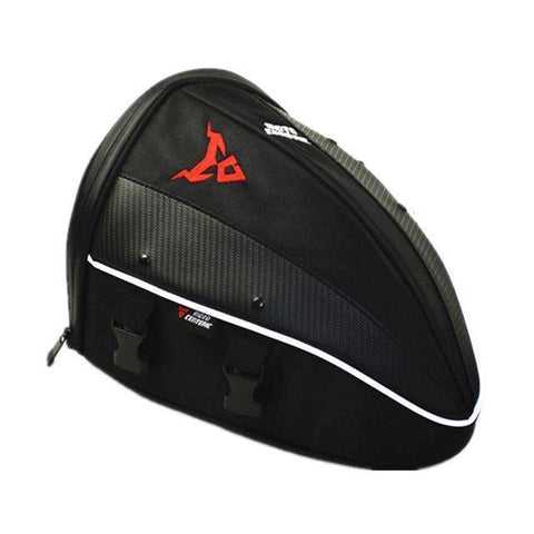 Image of Motorcycle Rear Bag Back Seat Bag Waterproof
