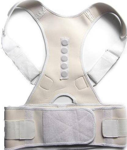 Image of Back Posture Corrector and Adjustable Brace