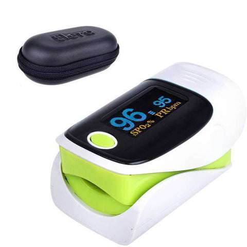 Image of Fingertip Pulse Oximeter