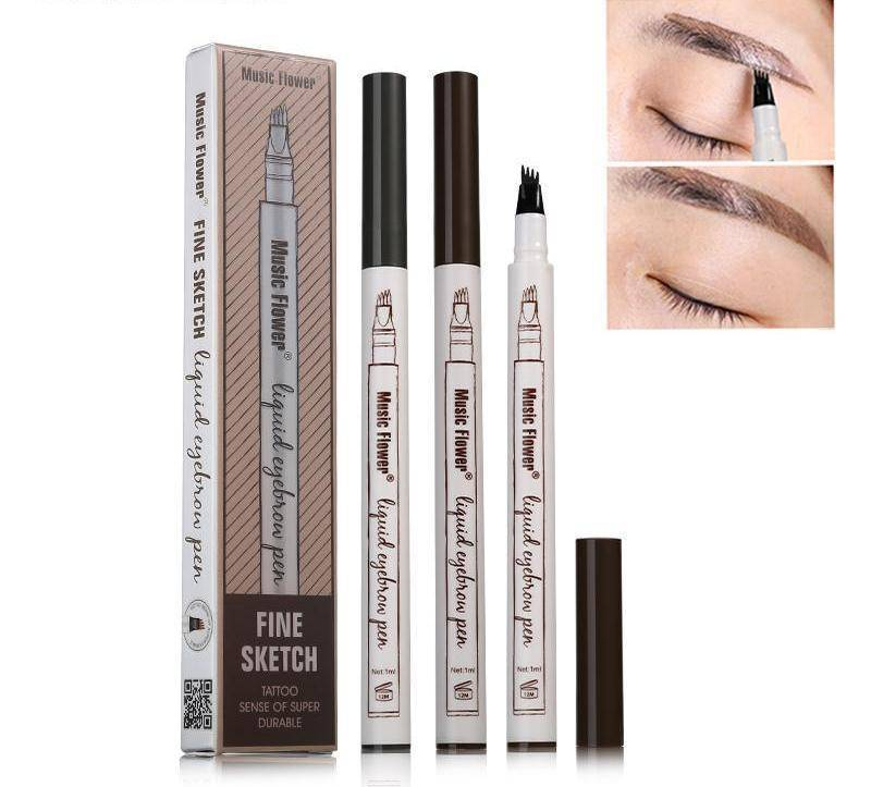 Natural Eyebrow Tattoo Pen