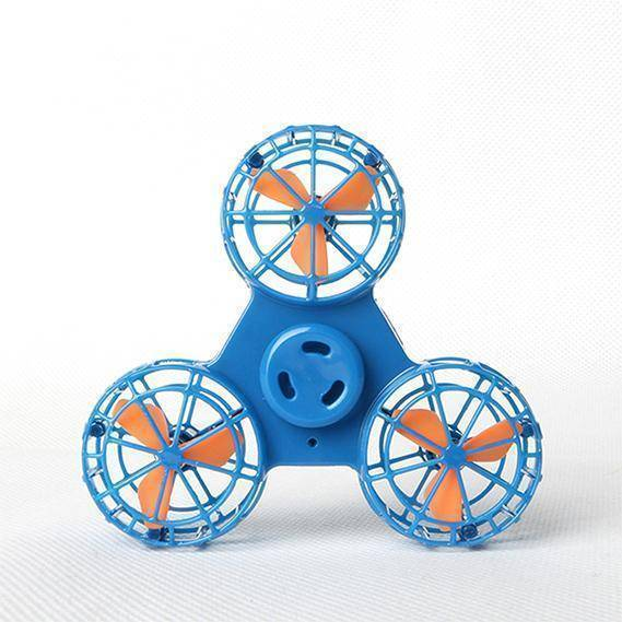 FLYGET SPINNER - USB FLYING FIDGET SPINNER