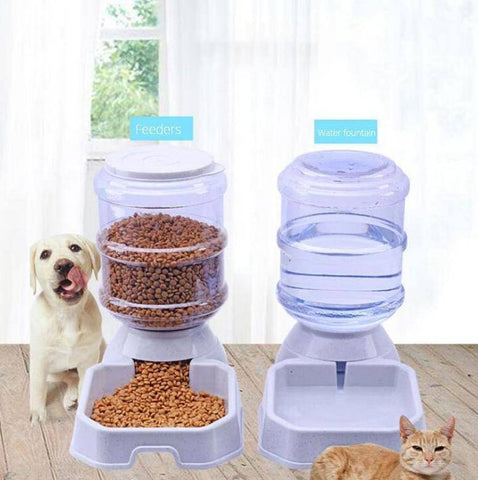 Image of Automatic Pet Food Dispenser