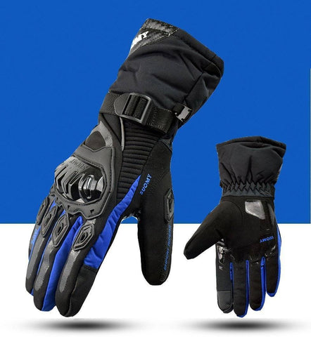 Image of Suomy Motorcycle Gloves 100% Waterproof