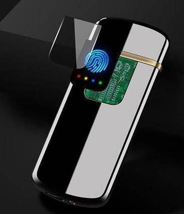 Chargeable Wind-Proof Laser Lighter