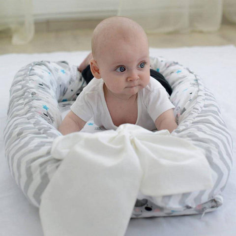 Image of Portable Baby Bed
