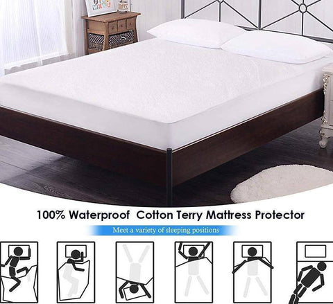 Image of Waterproof Mattress Cover