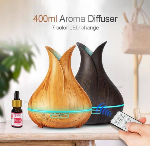 Image of Aroma Oil Air Humidifier