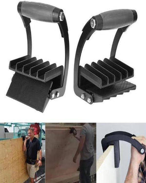 Easy Gorilla Grip Board Lifter Wood Panel Carrier