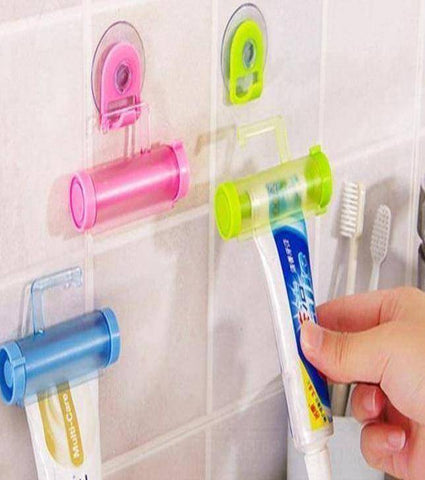 Creative Rolling Toothpaste Squeezer