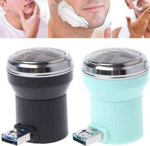 Image of Portable USB Shaver