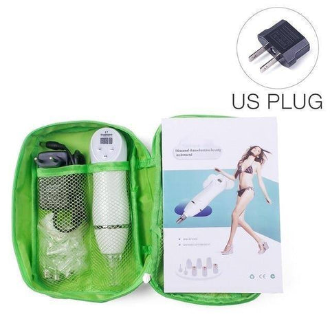 Image of Portable Microdermabrasion Diamond Peeling Device