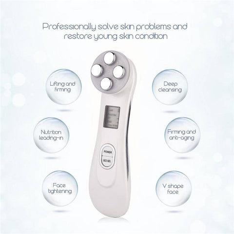 Image of Skin Rejuvenation RF Beauty Device