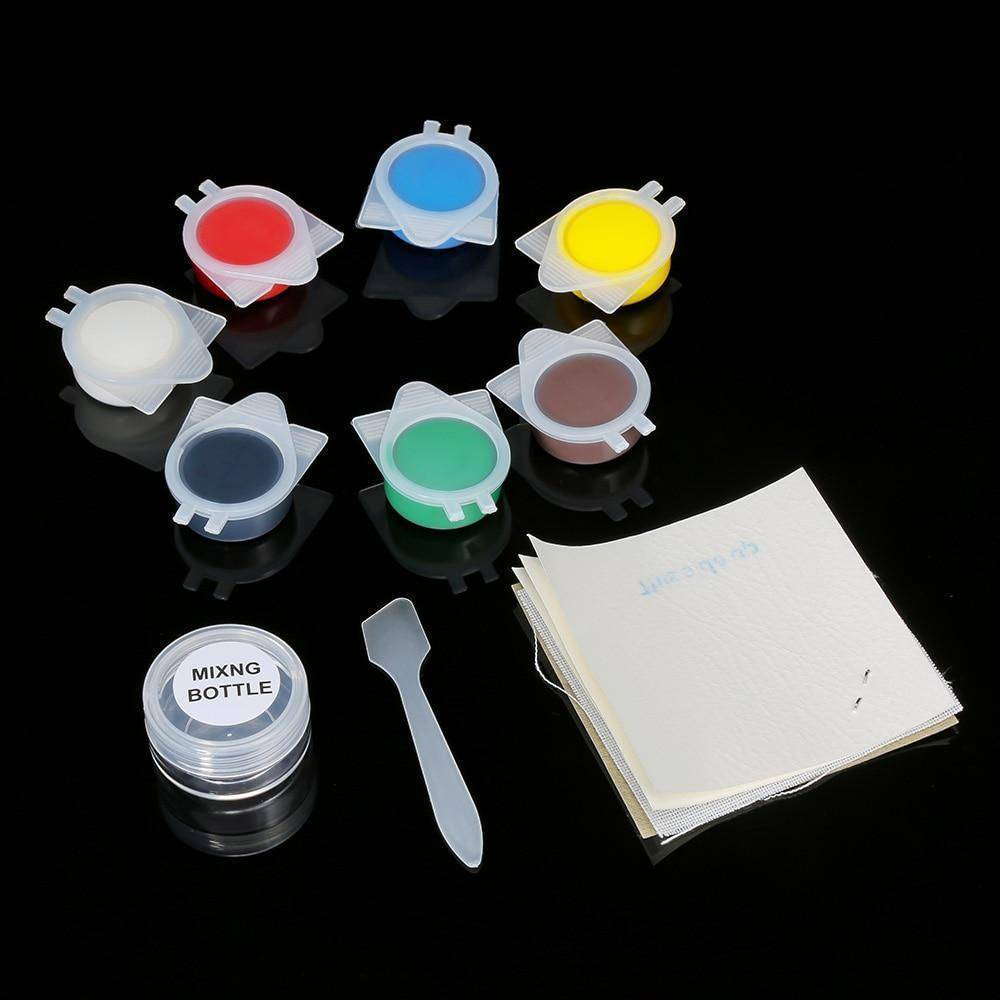 Vinyl Repair Kit Leather Repair Tool