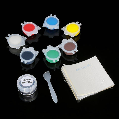 Image of Vinyl Repair Kit Leather Repair Tool